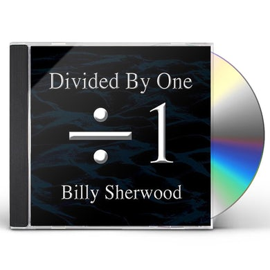 Billy Sherwood DIVIDED BY ONE CD