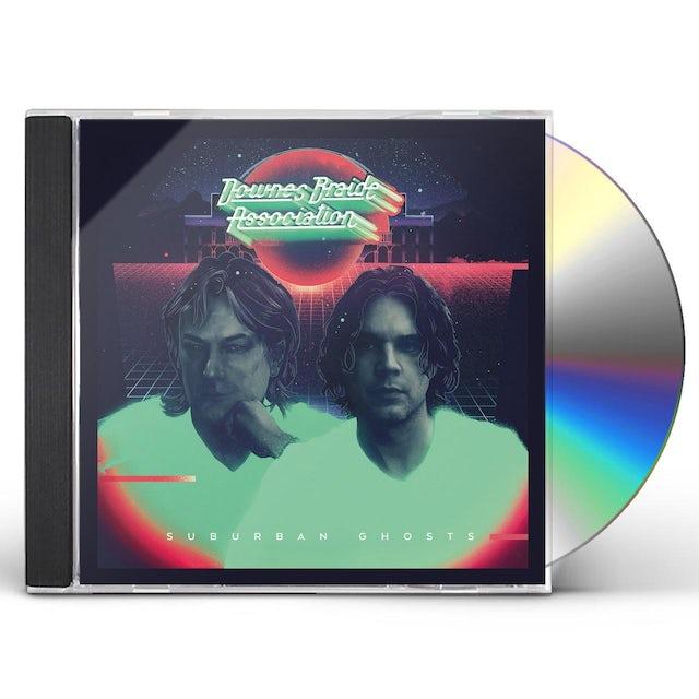 Downes Braide Association SUBURBAN GHOSTS CD