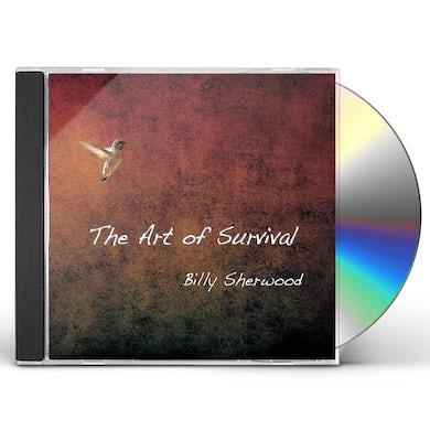 Billy Sherwood ART OF SURVIVAL CD
