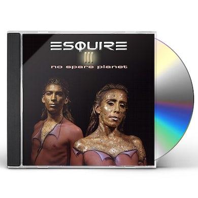 Esquire NO SPARE PLANET CD