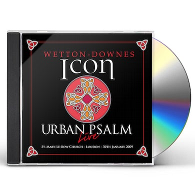 Icon URBAN PSALM: DELUXE EDITION CD