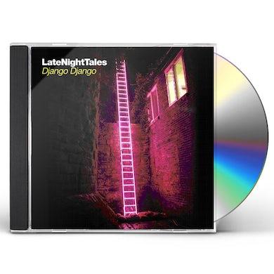 Django Django LATE NIGHT TALES CD