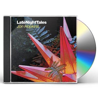 Jon Hopkins LATE NIGHT TALES CD