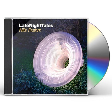 LATE NIGHT TALES: NILS FRAHM CD