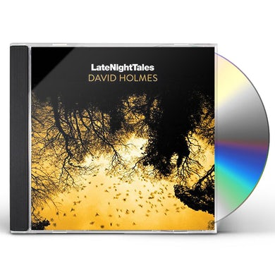 LATE NIGHT TALES: DAVID HOLMES CD