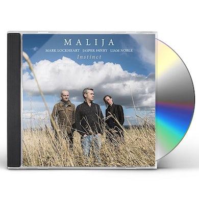 MALIJA INSTINCT CD