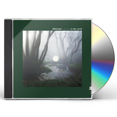 Dinosaur TO THE EARTH CD