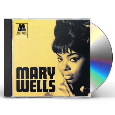 Mary Wells CLASSIC: MASTERS COLLECTION CD