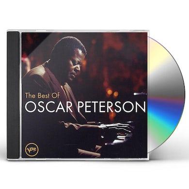 BEST OF OSCAR PETERSON CD