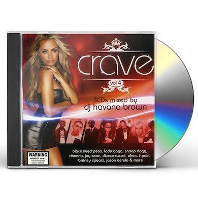 DJ Havana Brown VOL. 4-CRAVE CD
