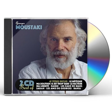 Georges Moustaki BEST OF CD