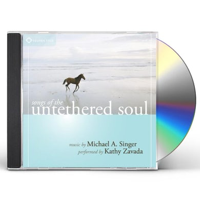 Michael A. Singer SONGS OF THE UNTETHERED SOUL CD