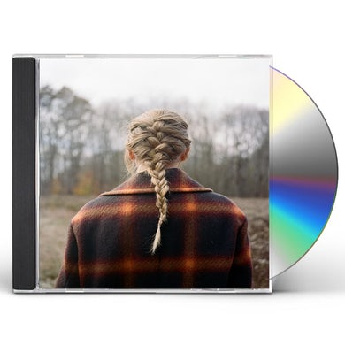 Taylor Swift evermore (Edited) CD
