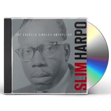 Slim Harpo EXCELLO SINGLES ANTHOLOGY CD