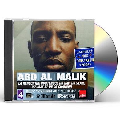 Abd Al Malik GIBRALTAR CD