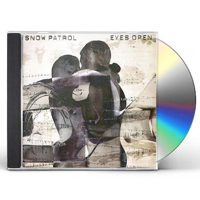 Snow Patrol EYES OPEN CD
