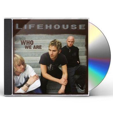 Lifehouse WHO WE ARE CD