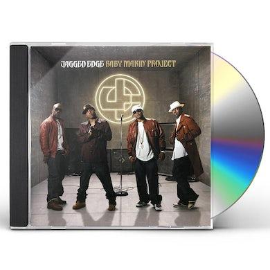 Jagged Edge BABY MAKIN PROJECT CD