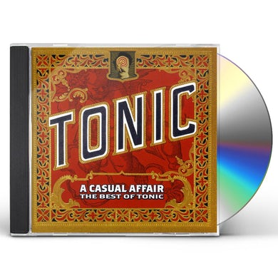 CASUAL AFFAIR: THE BEST OF TONIC CD