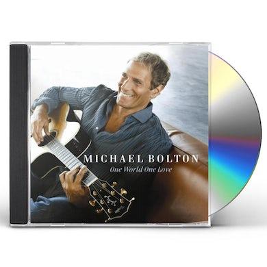 Michael Bolton ONE WORLD ONE LOVE CD
