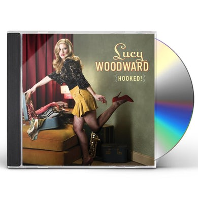 Lucy Woodward HOOKED CD