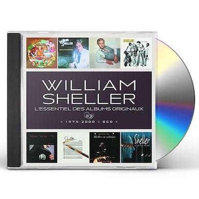 William Sheller LAEESSENTIEL DES ALBUMS ORIGINAUX CD