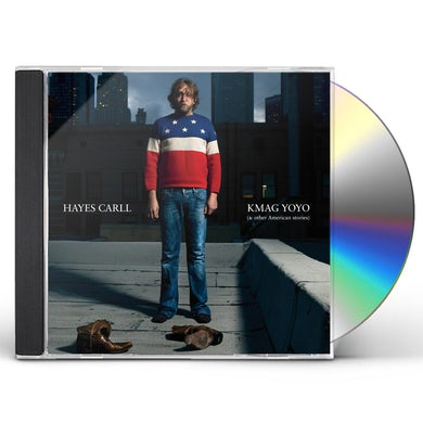 Hayes Carll KMAG YOYO (& OTHER AMERICAN STORIES) CD