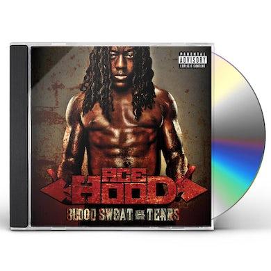 Ace Hood BLOOD SWEAT & TEARS CD
