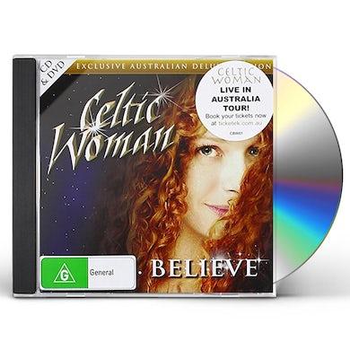 Celtic Woman BELIEVE (AUSTRALIAN DELUXE EDITION) CD