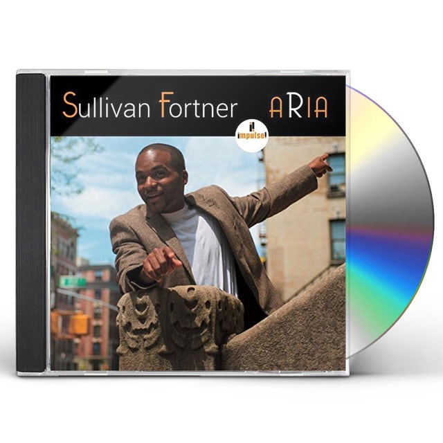 Sullivan Fortner ARIA CD