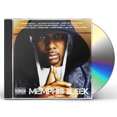 Memphis Bleek ICON CD