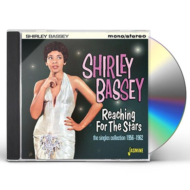 Shirley Bassey REACHING FOR THE STARS: SINGLES COLLECTION 1956-62 CD