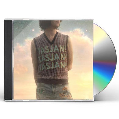 Aaron Lee Tasjan Tasjan! Tasjan! Tasjan! CD