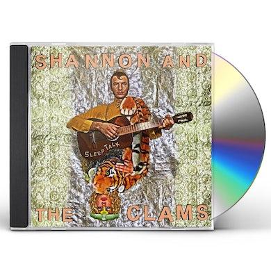 Shannon and The Clams SLEEP TALK CD