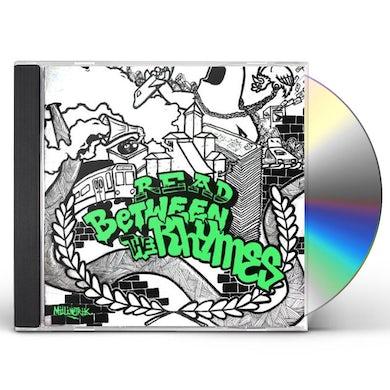 MILLIMETRIK READ BETWEEN THE RHYMES CD
