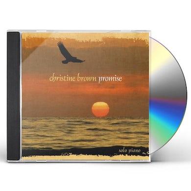 Christine Brown PROMISE CD