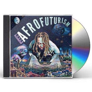 Logan Richardson AFROFUTURISM CD