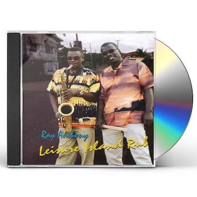 Ray Anthony LEISURE ISLAND RUB CD