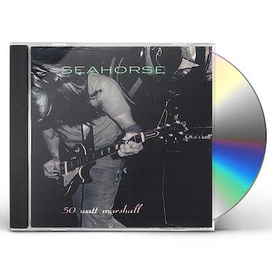 Seahorse 50 WATT MARSHALL CD