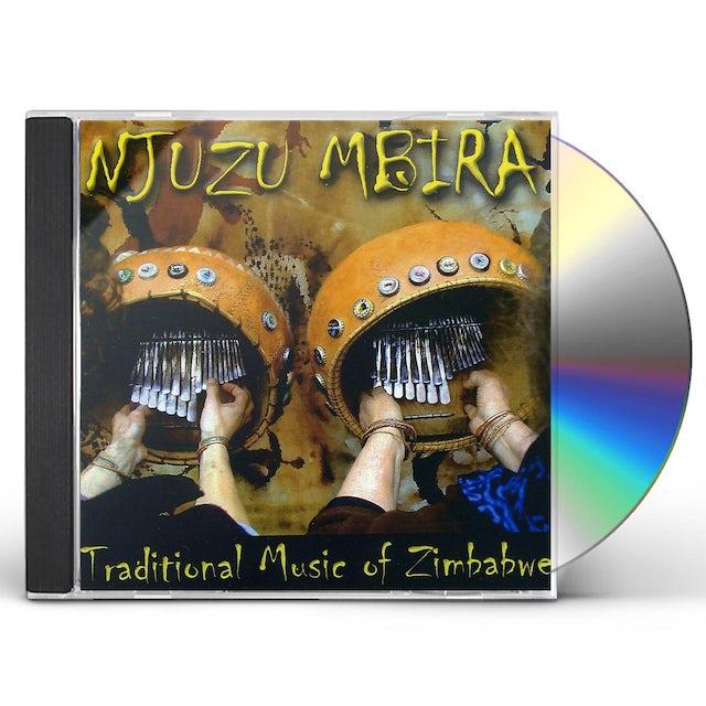 Njuzu Mbira CD