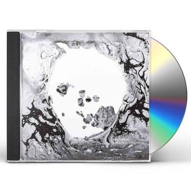 Radiohead Moon Shaped Pool CD