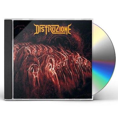 DISTRUZIONE CD