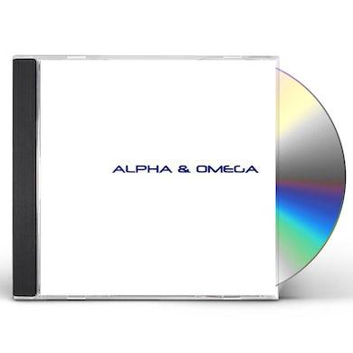 Empire State Human ALPHA & OMEGA CD