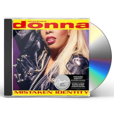 Donna Summer MISTAKEN IDENTITY CD