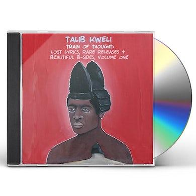 Talib Kweli LOST LYRICS - RARE RELEASES & BEAUTIFUL B-SIDES CD