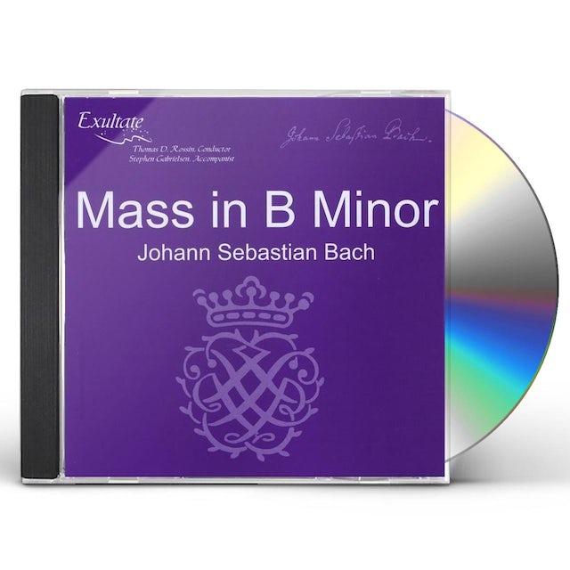 Exultate BACH: MASS IN B MINORBWV 232 CD