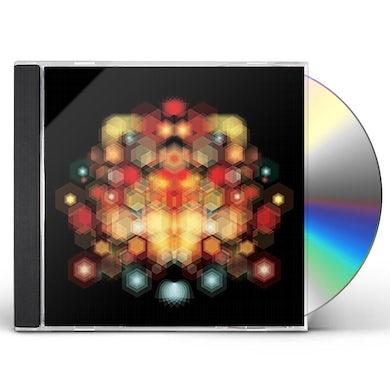Brothertiger FUTURE SPLENDORS CD