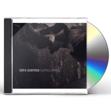 Sofa Surfers SUPERLUMINAL CD