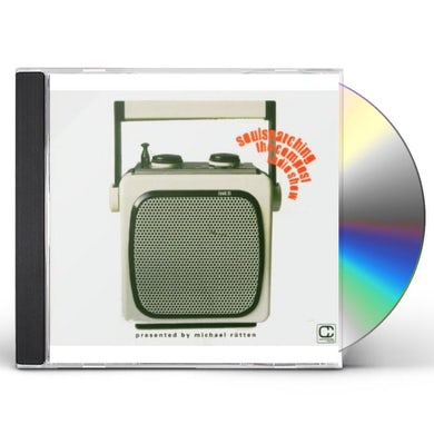 Michael Rutten SOULSEARCHING: THE COMPOST RADIO SHOW CD