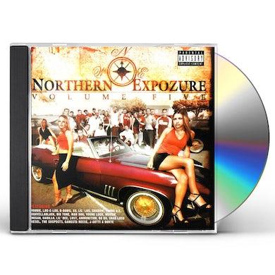 Woodie NORTHERN EXPOZURE 5 CD